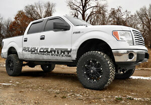 "6"" Lift pkg w/ 20"" rims MT tires & flares frm $4979.00 INSTALD!!"