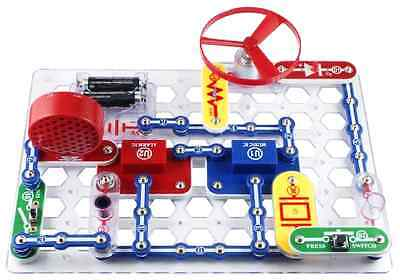 New Snap Circuits Jr  Electronics Science Discovery Build Kit For Kids Toy Game