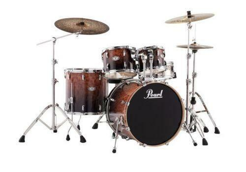 pearl vision drums ebay. Black Bedroom Furniture Sets. Home Design Ideas