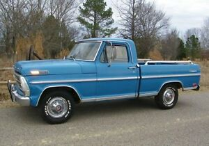 Looking for 68 Ford styleside box