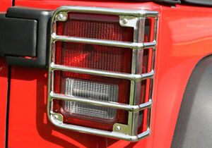 Rugged Ridge Taillight Guards @OFFROAD ADDICTION London Ontario image 2