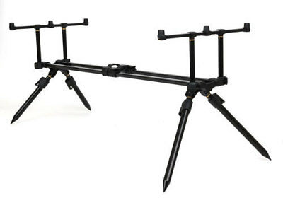 FOX Horizon Duo Pod 3 Rod incl. Case CRP027 Rod Pod