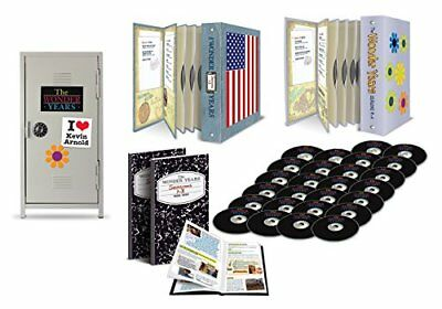 The Wonder Years: Complete Series (26DVD)(Locker)