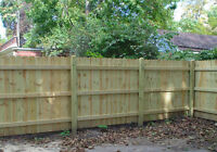 Looking for someone to build a Fence (As Soon As Possible)