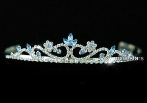 Bridal-Prom-Blue-Crystal-Rhinestone-Tiara-Comb-T1200