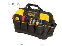 Stanley FatMax Technician Tool Bag Hard Based 18 inch