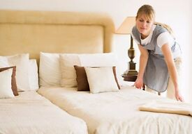 Room Attendant/House Keeper - Immediate start Available