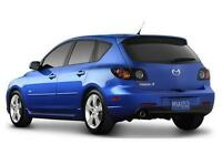 ISO Mazda3 Hatchback - automatic transmission