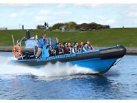 Sales Assistant - fast boat ride ticket sales