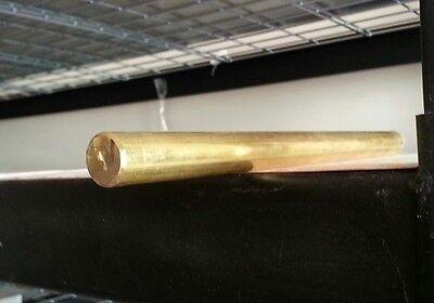1.00 1 Brass Round Bar Rod C360 X 6
