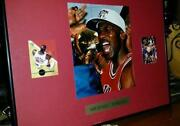 Michael Jordan Framed