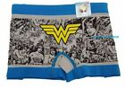 Wonder Woman Regular 7 Panties for Women