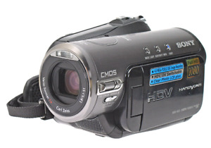 Sony HDR-HC3 4MP High-Definition Handycam