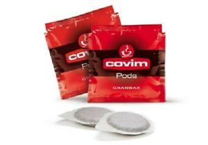 200-cialde-carta-caffe-COVIM-miscela-GRAN-BAR-ESE-44-mm-filtrocarta