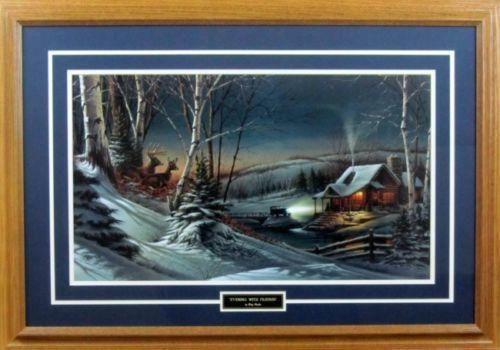 Terry Redlin Framed Prints Ebay