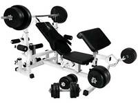 Sturdy Bench Press