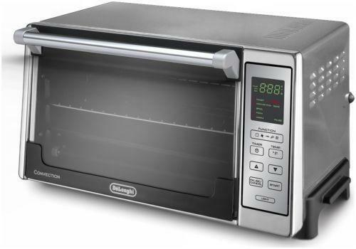 Delonghi Convection Toaster Oven Ebay