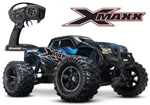X-Maxx 4WD Truck RTR with TSM 8S *Hard to find* 2 in stock