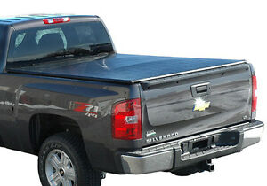 "GMC/Chevy Tonneau Cover - Short Box (6'6"") - Will fit others"