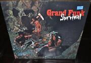 Grand Funk Survival LP