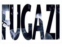 "70 Fugazi Sticker Decal Bumper Punk Rock Music Minor Threat Window 8/""X2/"""