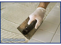 CERAMIC TILER AVAILABLE AT SHORT NOTICE, BATHROOMS, KITCHENS CONSERVATORIES, CALL NOW DISCOUNTS AVAI