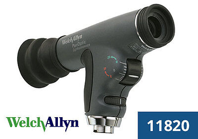 Panoptic 3.5 V Halogen Hpx Ophthalmoscope With Slit Aperture Red-free 11820