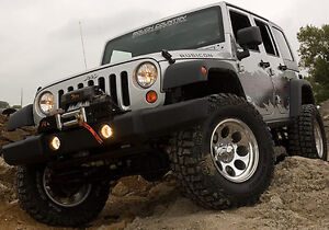 """Sweet 3.5"""" Rough Country Jeep lifts NOW ONLY $1099.00 INSTALLED!"""