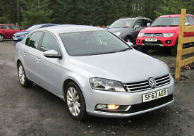 Volkswagen Passat 2.0TDI BlueMotion Tech