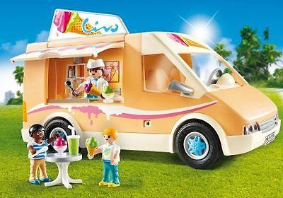Playmobil 9114 Ice Cream Truck - New, Sealed