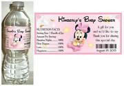 Baby Minnie Mouse Party Supplies