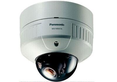 Panasonic Wv-nw474s Networkanalog Camera