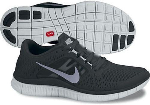 nike free run 3 women black ebay. Black Bedroom Furniture Sets. Home Design Ideas
