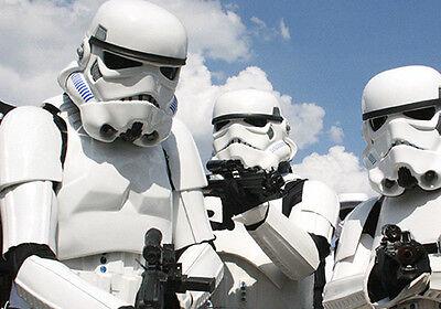 Starte die Star-Wars-Parade mit all deinen Freuden. (© Thinkstock über The Digitale)