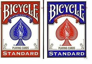 4-New-Decks-Bicycle-808-Poker-Playing-Cards-Rider-Back