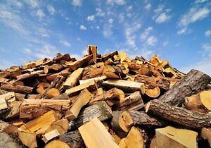 QUALITY firewood GOOD for home heating and CAMPFIRES