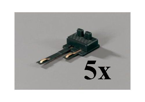 PIKO 55270 5x Anschluss-Clip (Analog)            #121*5