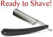 Straight Razor Shave Ready