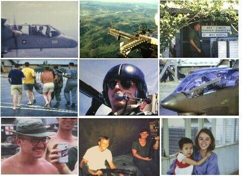 1970 Vietnam War Home Movies dvd 20th TASS OV-10 FAC Quang Tri Danang