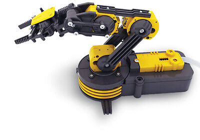 Build Your Own Robot Arm - £39.99