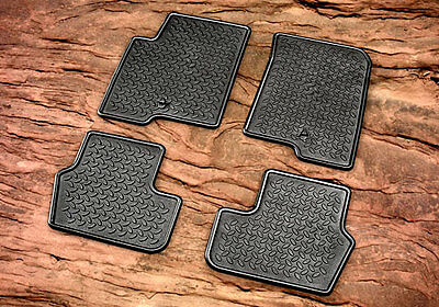 2007 - 2014 OEM Jeep Compass/Patriot - Slush-style Floor Mats