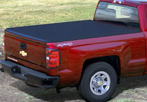 Tonneau Cover - Soft Folding - 14-18 Chev/GMC - 8ft Box