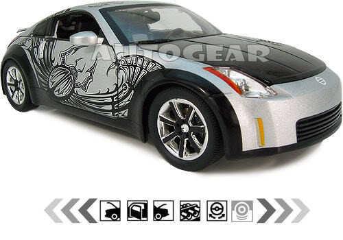 Fast Amp Furious Tokyo Drift 2003 Nissan 350z 1 18 Diecast