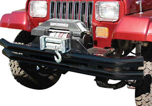 JEEP WRANGLER - Front Bumpers 1976-2006