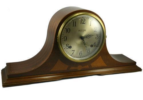 Ingraham Mantle Clock Ebay
