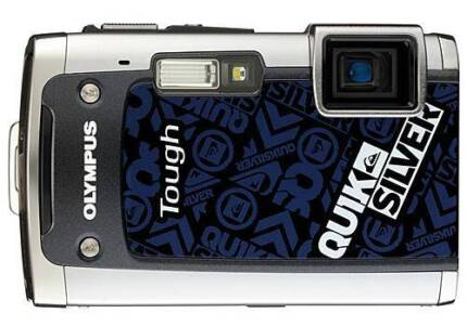 Camera - Olympus Tough Quicksilver TG-610 West End Brisbane South West Preview