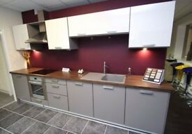 Ex Display German Kitchen, Complete Small Kitchen Solution, Appliances RRP £8500