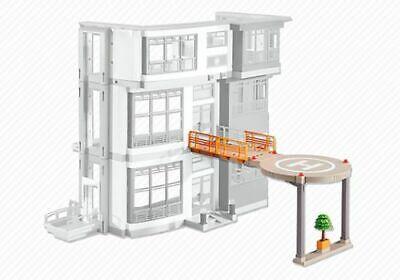 Playmobil Add On 6445 Childrens Hospital Helipad