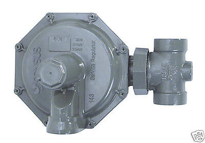Sensus 143-80-2 1 Or 34 Natural Gas Regulator Specify Spring Orf Body