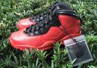 Jordan Red Athletic Shoes Jordan 10 for Men